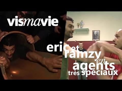Eric et Ramzi en gardes du corps - Vis ma vie
