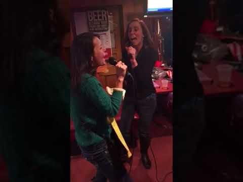 Triumph karaoke fun.... but so bad 😂