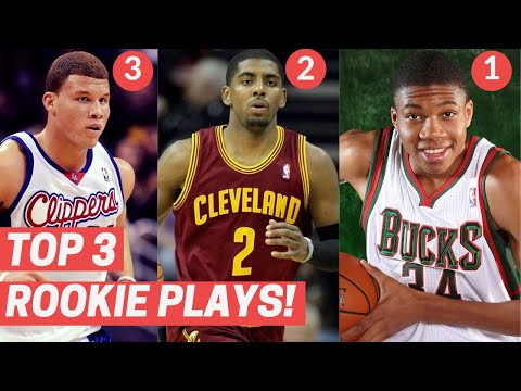 Top 3 Rookie Plays Every Year! (2010-2020)
