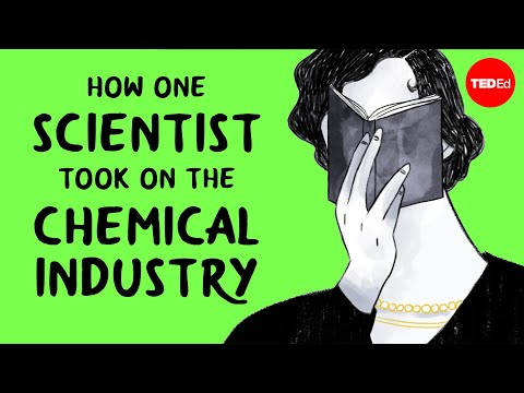 Video image: How one scientist took on the chemical industry - Mark Lytle
