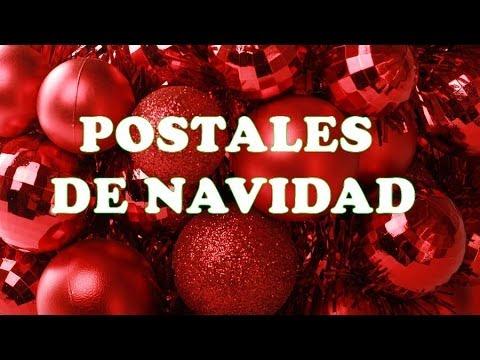 Postales de navidad feliz navidad youtube - Tarjetas de navidad artesanales ...