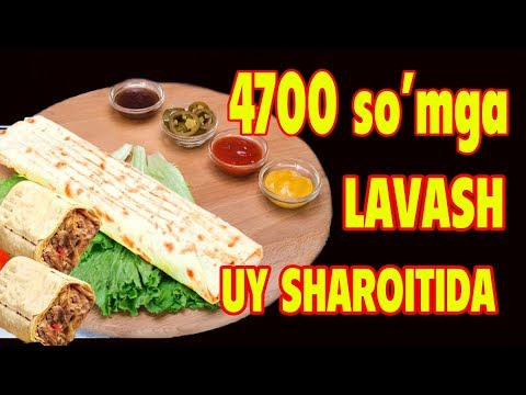 4700 SUMGA AYLANDI UY SHAROITIDA LAVASH
