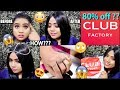 CLUB FACTORY HAUL   HOLI SALE UP TO 80% OFF  Trendy and Style and variety of products   100% HONEST