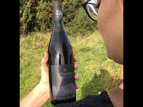 Irish Wine! Who Knew? - Wicklow Way Wines Móinéir Fine Irish Fruit Wine