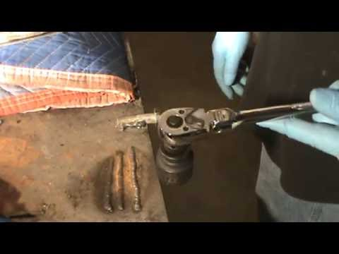 Torture Testing The Kobalt Ratchet