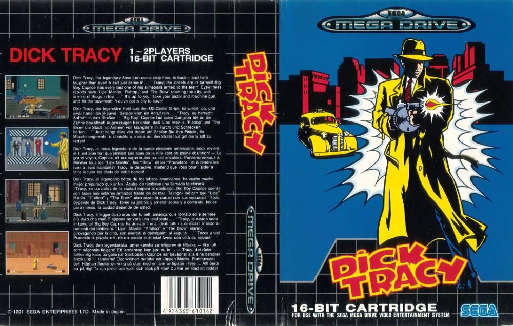 Dick tracy theme