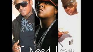 I Need Love - Lloyd, The Dream, Jadakiss