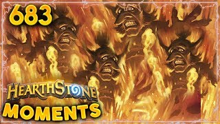 The Secret Interaction...!!   Hearthstone Daily Moments Ep. 683