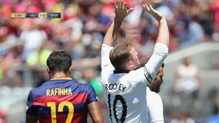 Barcelona vs Manchester United 1-3  All Goals & Highlights 25.07.2015