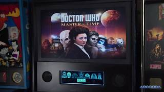 Arcooda Video Pinball - Doctor Who Master of Time