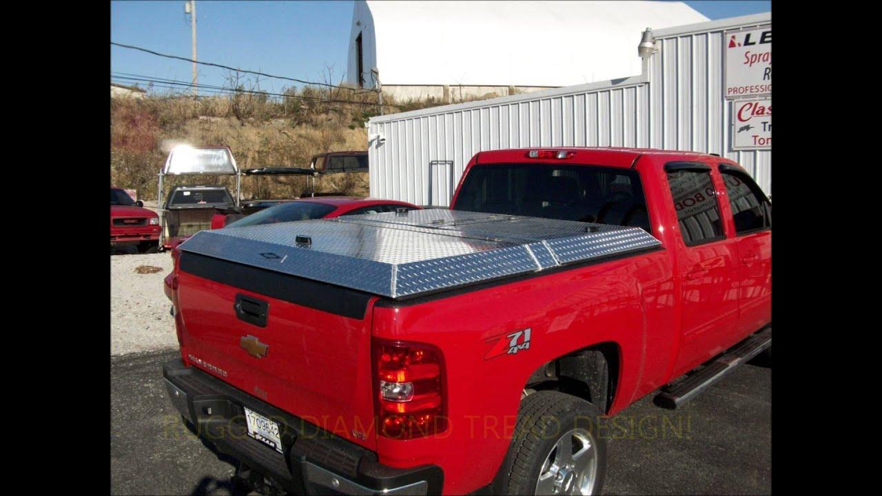 diamondback truck bed covers - youtube