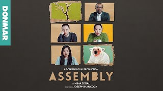 ASSEMBLY: Originally broadcast on Saturday 20 March 2021