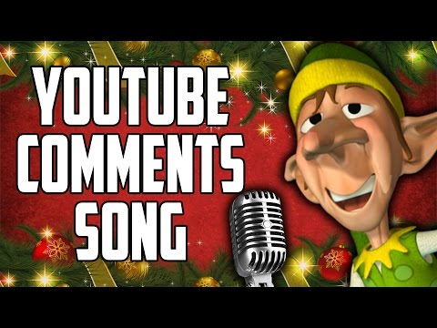 A CHRISTMAS SONG MADE WITH YOUTUBE COMMENTS