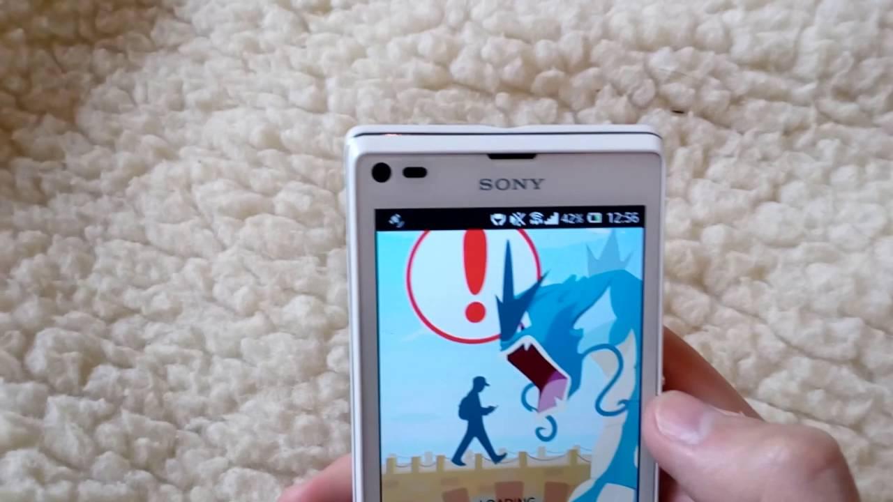 Pokemon GO - Sony Xperia L Android 4 2 2 (NO ROOT)