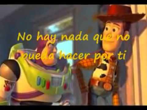 Toy story  Yo soy tu amigo fiel letra
