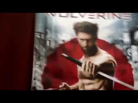 The wolverine unboxing
