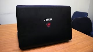 Asus ROG Republic of Gamers Notebook Review (Intel Core i7, GTX 960M)