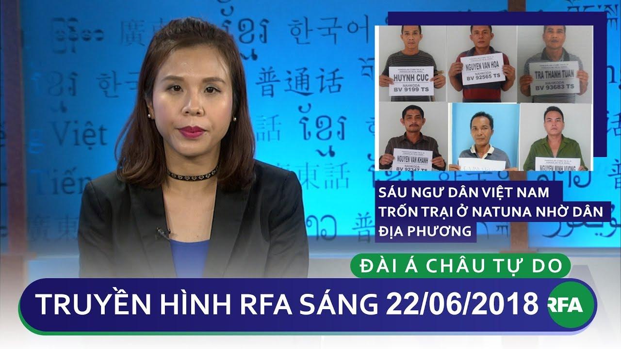 Tin tức thời sự: Sáu thuyền viên Việt được người dân Indonesia giúp chạy trốn