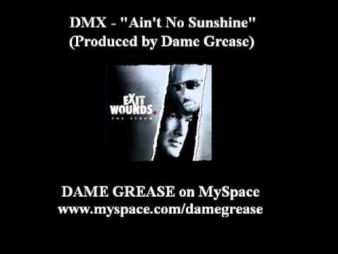 DMX - AIN'T NO SUNSHINE