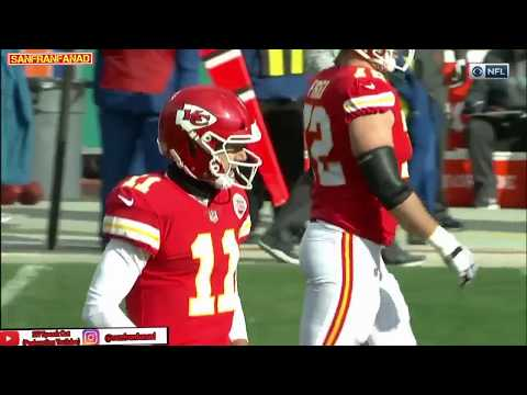 Alex Smith Vs Dolphins (NFL Week 16) - 321 Yards + TD! MVP MODE! | 2017-18 NFL Highlights HD