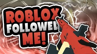Phantom Forces - Buffed Honey Badger!! | ROBLOX FOLLOWED ME ON TWITTER!!