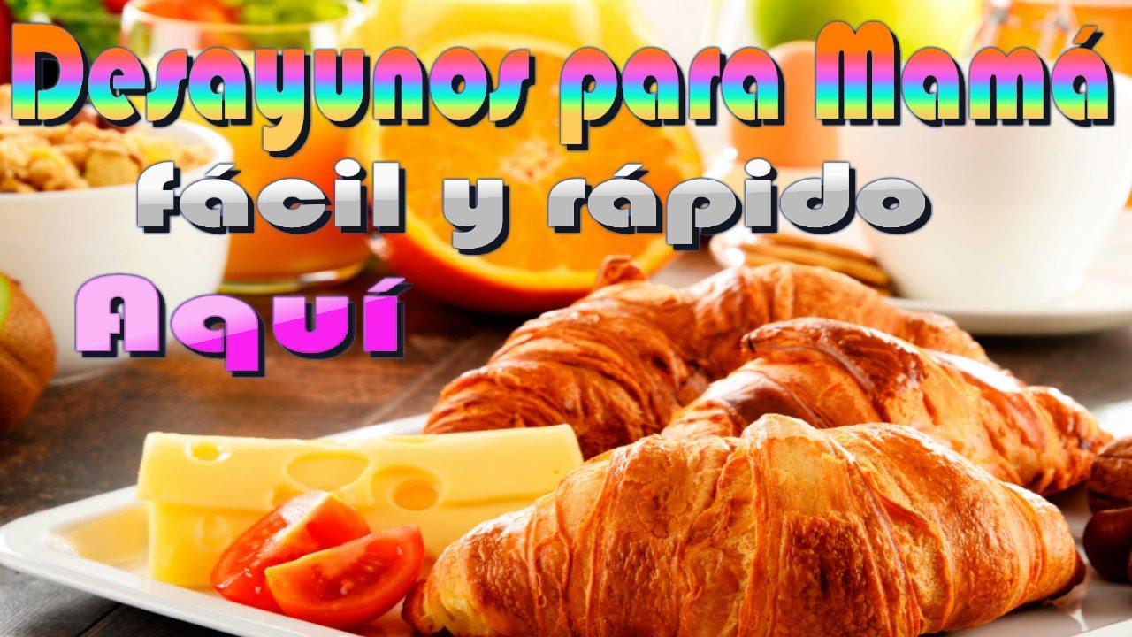 Desayunos rapidos y faciles regalo para el dia de la - Regalos faciles y rapidos ...