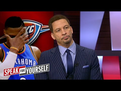 Chris Broussard on tension between NBA players and refs  | SPEAK FOR YOURSELF