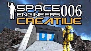 Space Engineers #006 - Das Tor funktioniert [Staffel 2] [Gameplay German Deutsch] [Let's Play]