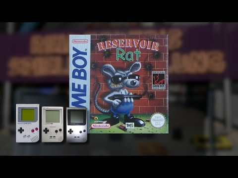 Gameplay : Reservoir Rat [Gameboy]