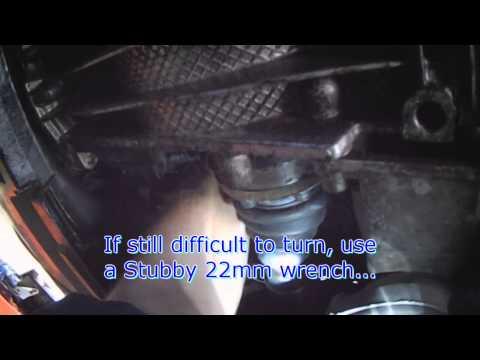 Audi B5: 2.8L ATQ Bank 1 Sensor 1 O2 Replacement