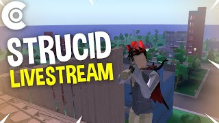 🔴ROBLOX STRUCID - ROAD TO 210 SUBS Playing With FANS! !join !discord🔴