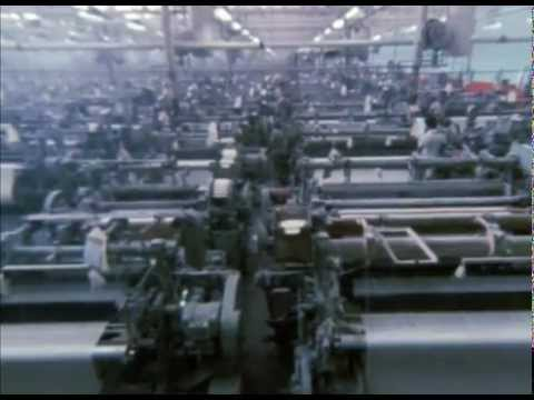 Indian Industry in1968 from Louis Malle's documentary Bombay