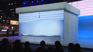 2015 Subaru Reveal at Chicago Auto Show