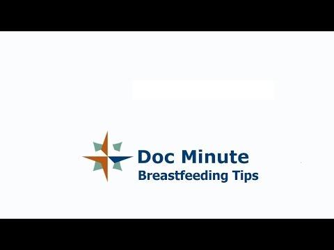 HCA Virginia Doc Minute - Breastfeeding Tips