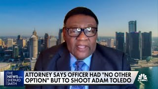 Former Detroit police chief on police the shooting of Adam Toledo