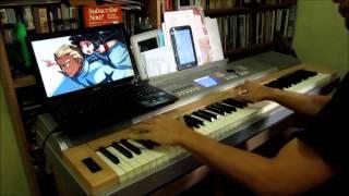 Repeat youtube video Kill la Kill (キルラキル) - Light your heart up (Mako's theme) - piano version