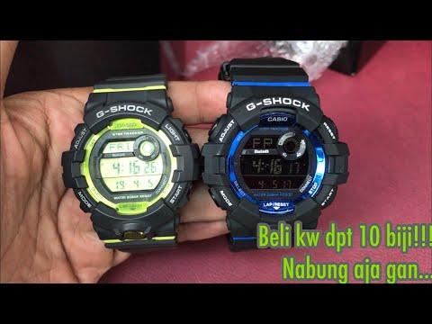 GSHOCK GBD800 Kw Kaleng 150rb Vs Ori 1,5jt