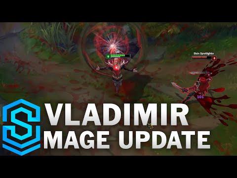 Vladimir - Mage Update 2016