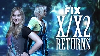 A PS4 Final Fantasy Return & Win a Year of Xbox Live Gold - IGN Daily Fix