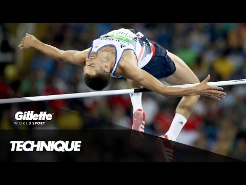 Raising The Bar - Perfect High Jump Technique | Gillette Wor