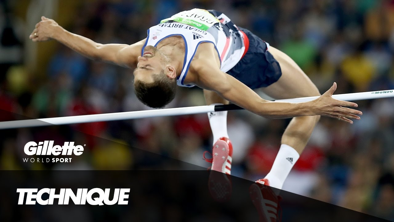 Raising The Bar - Perfect High Jump Technique | Gillette ...