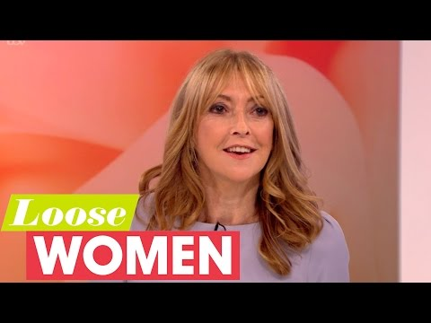 Sharon Maughan & The Loose Women Discuss Arguing In Front Of Their Kids  Loose Women