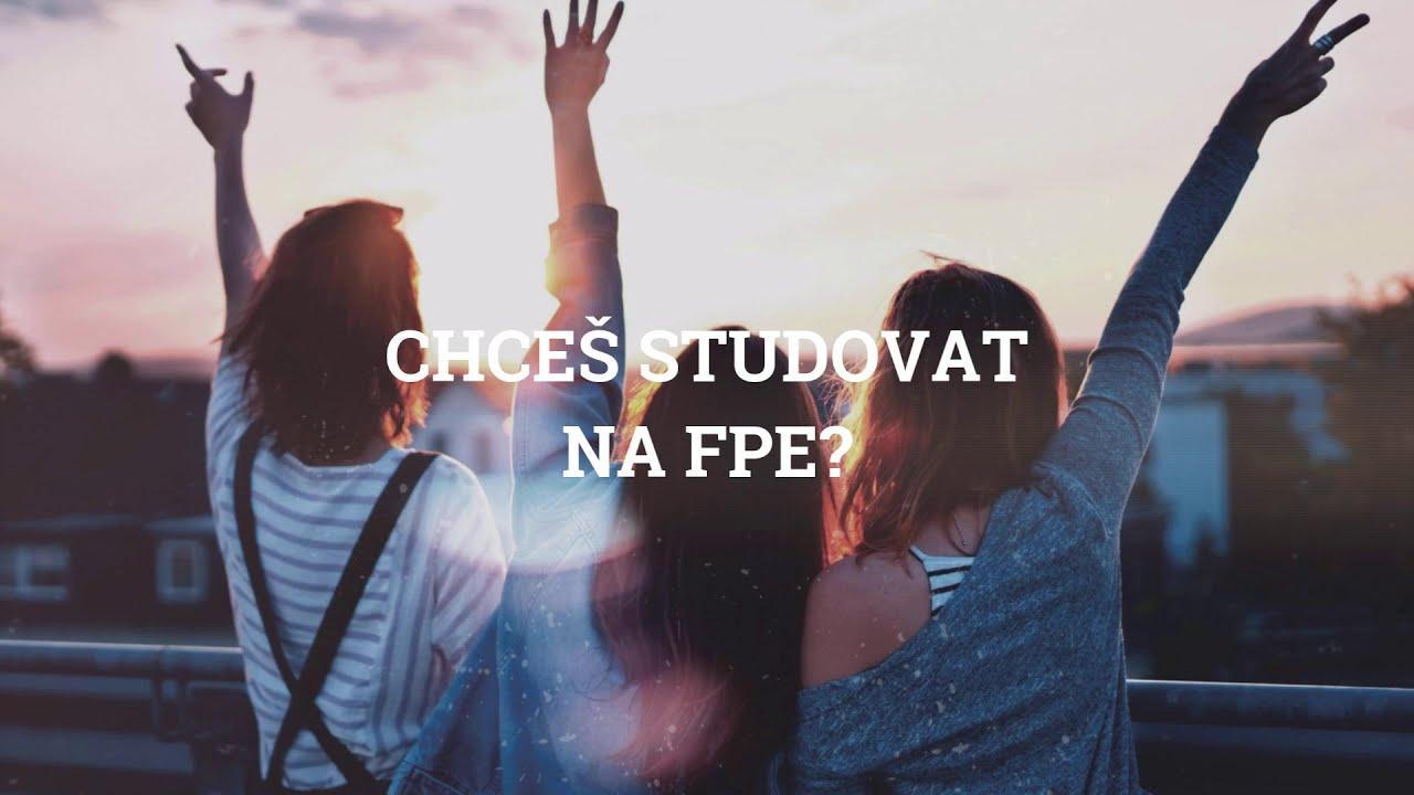 Přidej se k nám na FPE ZČU! | Očima studentů FPE ZČU
