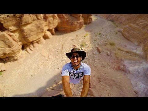 RED CANYON EILAT - Israel Vlog