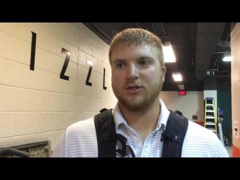 Fresno Grizzlies 1B AJ Reed discusses injury