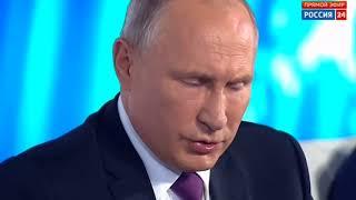 !!Путин ЖЁСТКО 'врезал' американцу в вопросе о братской Украине 'Вы с ума сошли PE3HЮ захотели'