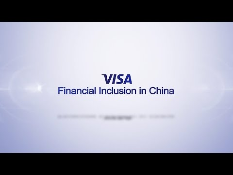 Visa Financial Inclusion in China