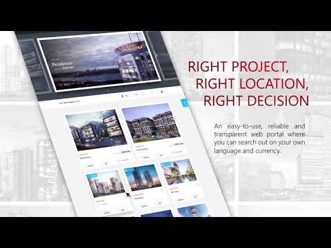 Realty Turkey - Website Video Presenter