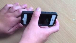 Чёрный чехол для iPhone 5 за 2$(Купить можно тут: http://www.amazon.de/gp/product/B009C973HI/ref=oh_details_o00_s00_i00 Ссылку на Ebay к сожалению не нашёл., 2012-09-25T13:20:35.000Z)