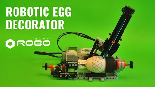 Lego Mindstorms Ev3 Egg Decorator